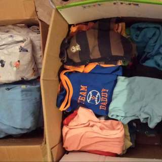 3 Month Baby Boys Clothes Large Lot