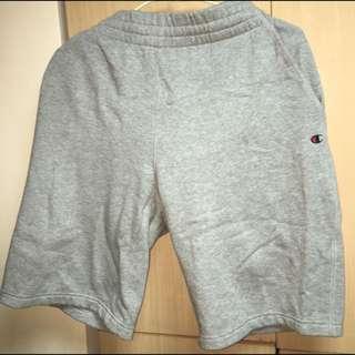 Champion 短棉褲
