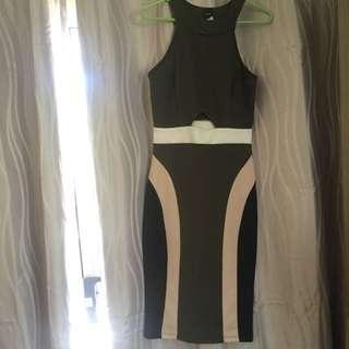 Privy Cut Out Dress