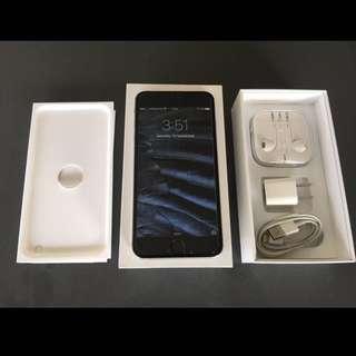 Iphone 6 Plus 64 GB Unlocked Space Grey