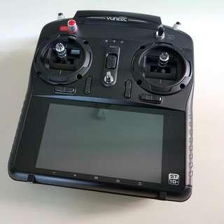 Yuneec Tyhoon q 500 4k Pro Remote control ST 10 +