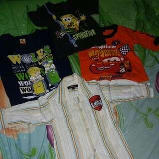 Baju Anak2 Usia 1-3 Thn