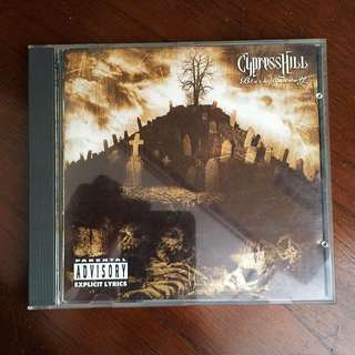 Cypress Hill Black Sunday CD Album
