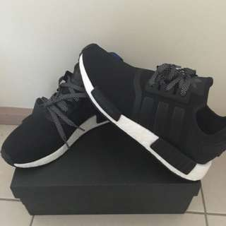 ADIDAS NMD MENS US8 Black