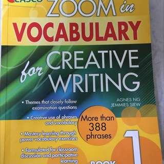 Casco Zoom Vocabulary