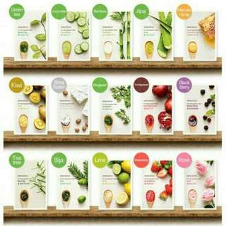 INNISFREE IT'S REAL SQUEEZE MASK ALL VARIAN ECER PER SACHET