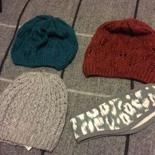 H&M/ Old Navy Hats