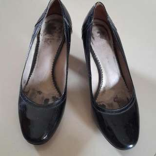Black Buccheri Shoes