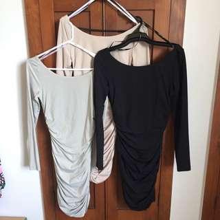 Kookai Dolce Vita dresses 1