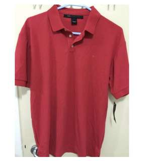 Brand New With Tag Men Polo shirt MARC BY MARC JACOBS red - Size L
