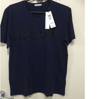 Brand New With Tag Calvin Klein Jeans Navy Men T-Shirt RRP $59.95