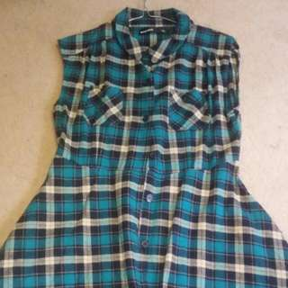 Dangerfield Flannelette dress
