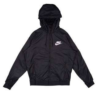 Nike Sports Windrunner Jacket [SIZE S BLACK]