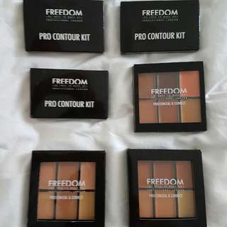 Freedom Makeup London Bundle