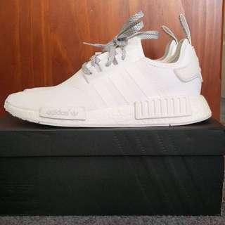 Adidas NMD R1 Reflective White 3M 10US