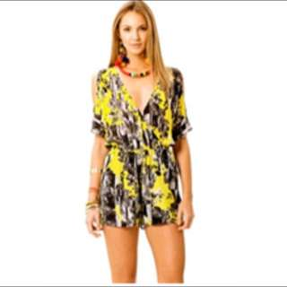 Sz S Talulah Playsuit