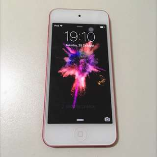 iPod Touch 5th Gen 64GB [Pink]