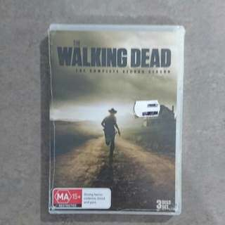 The Walking Dead - The Complete Second Season 3 Disc Set