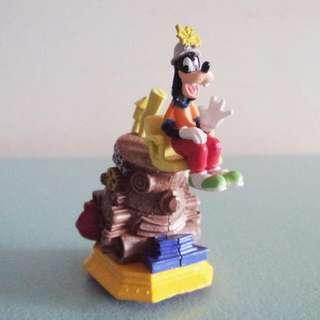 迪士尼 高飛 狗 絕版 遊行 扭蛋 公仔