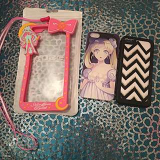 iPhone 6s+ And 5s Phone Covers