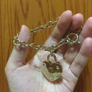 復古個性風銀色手環