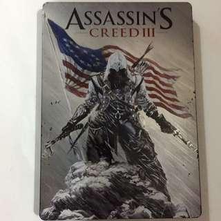 Assassin's Creed 3 XBOX 360