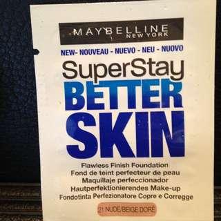 Maybelline Better Skin Nude Beige