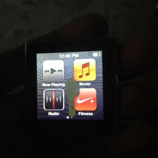 Ipod Nano 6th Gen, Ipod Watch, Ipod Nano, Iwatch