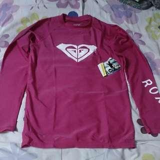 Rashguard ROXY PINK (L)