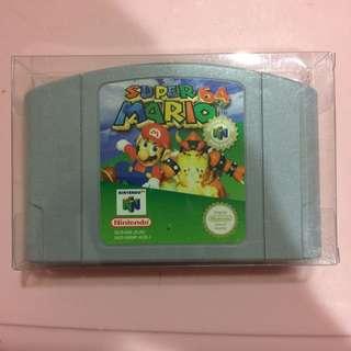 Nintendo 64 N64 Game - Super Mario 64