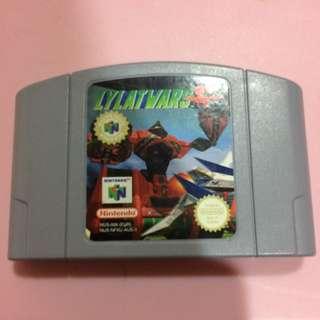 Nintendo N64 Game - Lylaywars