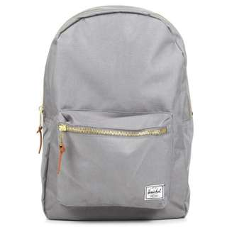 [O.O.S.] Herschel Settlement Gold Zip, Grey