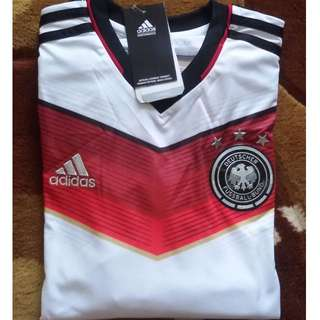 Germany Home World Cup 2014 Longsleeve