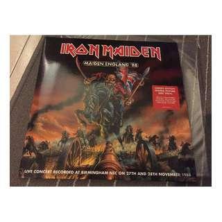 Iron Maiden - Maiden England ´88 (2xLP, Album, Ltd, Pic, Gat)  ' 88
