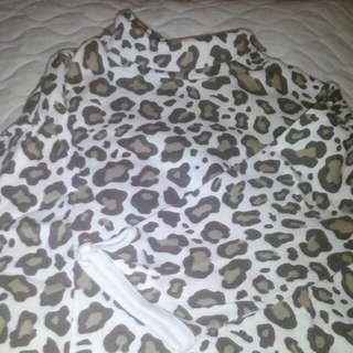 kaos tartel Leopard (Free Ongkir)