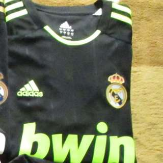 Real Madrid Away 2012/13 Jersey