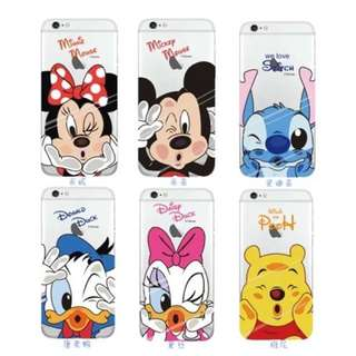[PO] iPhone/Samsung Squashed Face Phone Case
