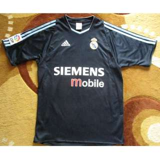 Original Real Madrid Third 2003/04 Jersey