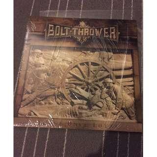 Bolt Thrower - Those Once Loyal (LP, Album, Ltd, RE)