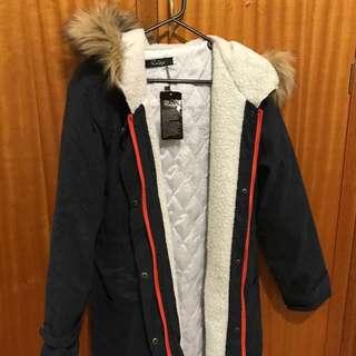 Women Winter Fluffy Jacket
