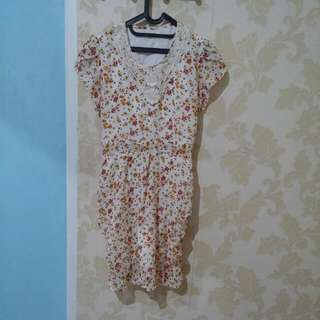 Dress Flower Colourfull