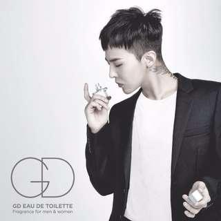 【 50ML 】GD權志龍 G-Dragon 淡香水