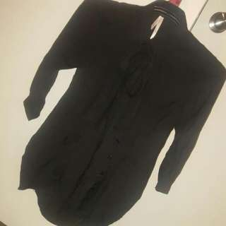 ALLY size6 Blouse