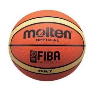 Molten Official GR7 Basketball Fiba