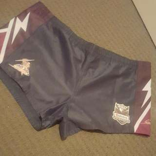 LARGE MELBOURNE STORMS NRL SHORTS