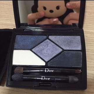 Dior眼影8.8成新