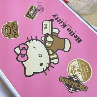 NEW Exclusive Hello Kitty Full Mahjong Set from Taiwan Airport