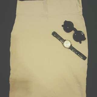 F21 Midi Skirt