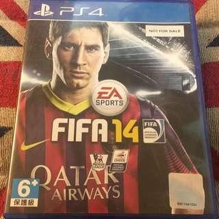 PS4 FIFA 14
