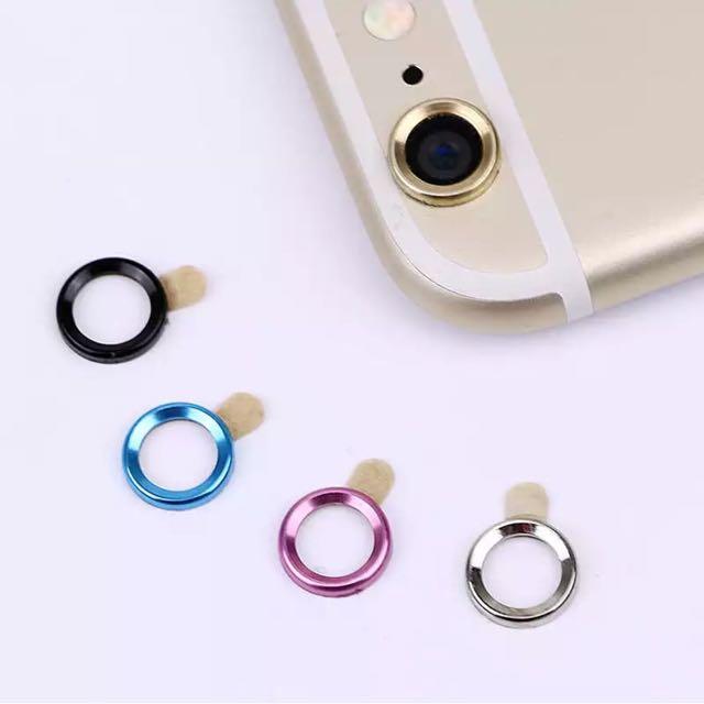 鏡頭環5.5粉色